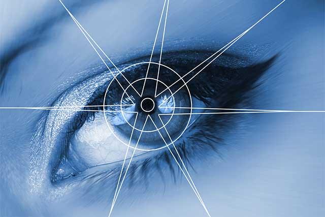 Security Retina-Scan