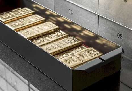 Gold Bullion Storage